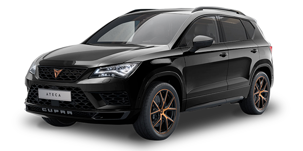 SEAT CUPRA Ateca Black Magic