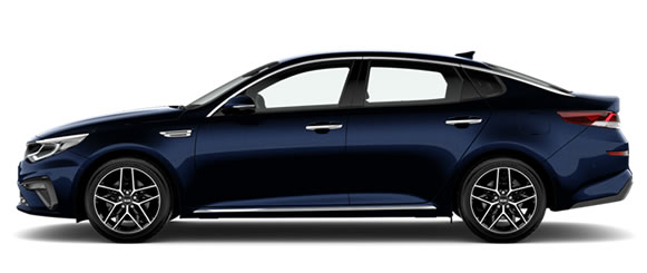 Kia New Optima