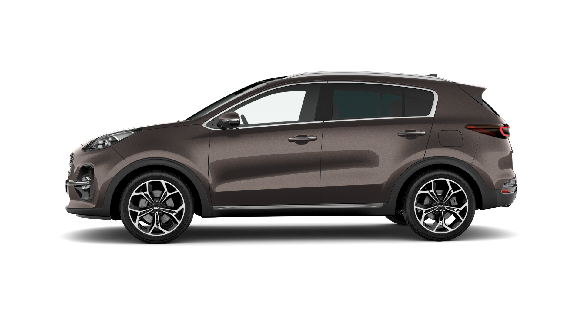 Kia New Sportage Copper Stone