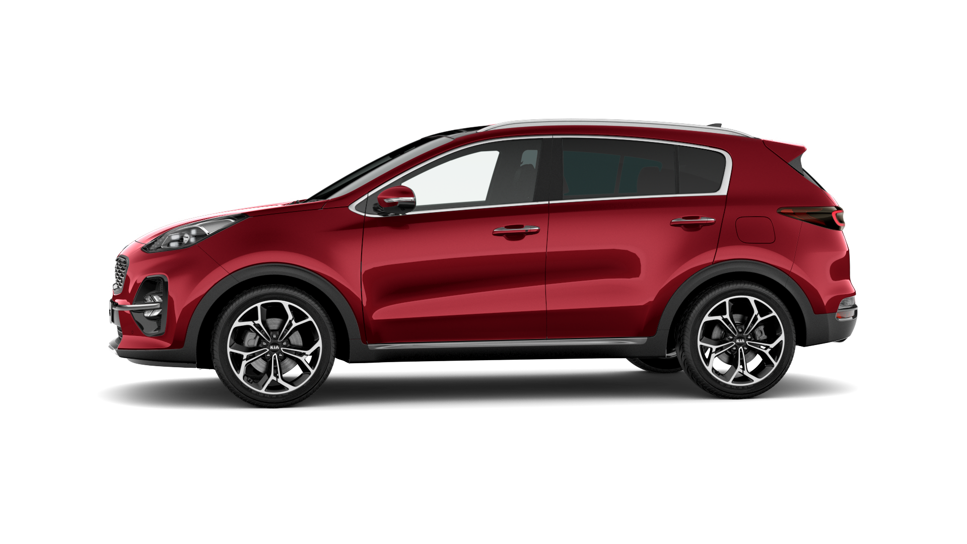 Kia New Sportage Infra Red