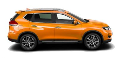 Nissan X-Trail MONARCH ORANGE