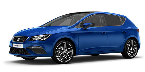 SEAT Leon 5DR Mystery Blue