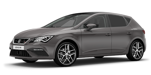 SEAT Leon 5DR Magnetic Grey