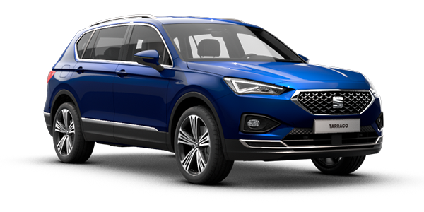 SEAT Tarraco Atlantic Blue
