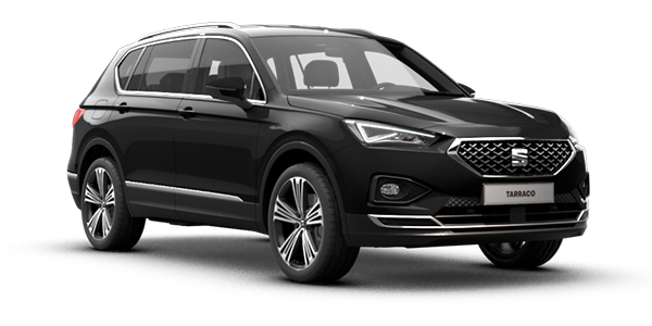 SEAT Tarraco Deep Black