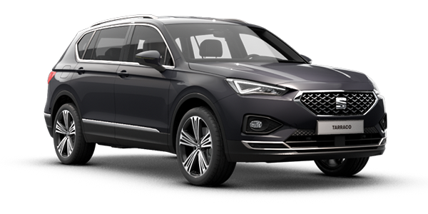 SEAT Tarraco Indium Grey