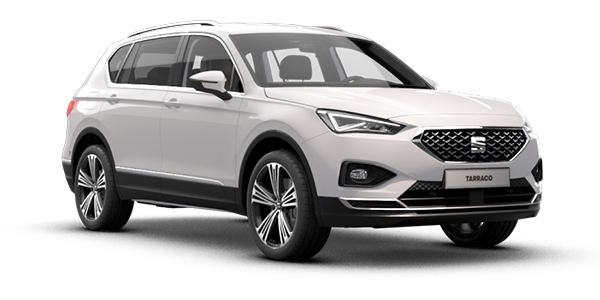 SEAT Tarraco Oryx White