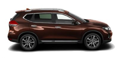 Nissan X-Trail PICADOR BROWN