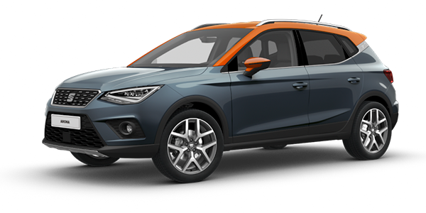 SEAT Arona Magnetic Grey*