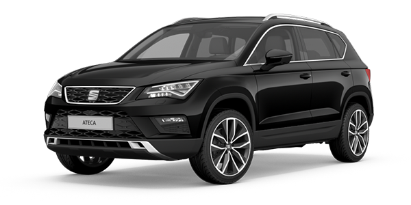 SEAT Ateca Black Magic