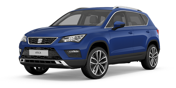 SEAT Ateca Energy Blue