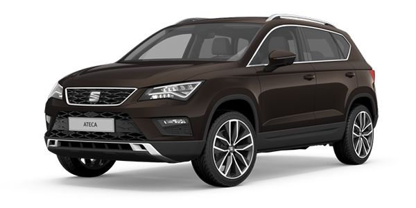 SEAT Ateca Magnetic Brown*