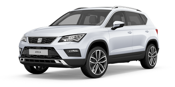 SEAT Ateca Nevada White