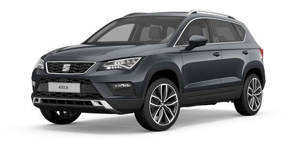SEAT Ateca Rhodium Grey