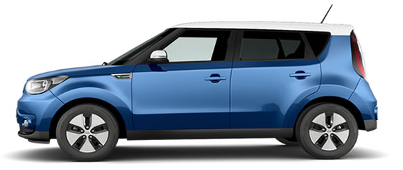 All-New Soul EV Image