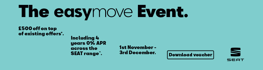 SEAT easy move event - Q4 2018